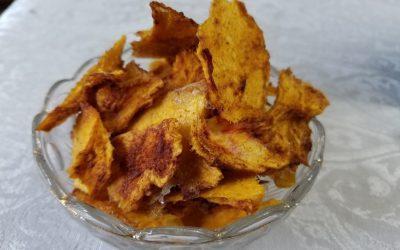Dehydrated Cinnamon Peaches & Nectarines
