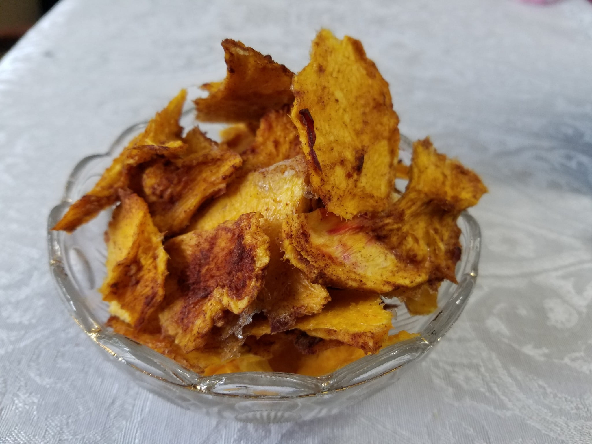 Dehydrated Peaches and Nectarines