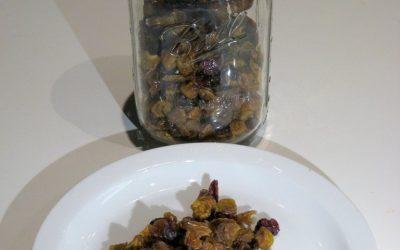 Dehydrate Grapes – DIY Raisins