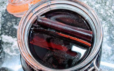 Making Cinnamon Extract