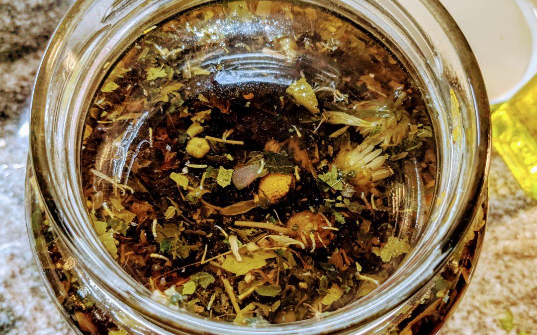 Anti-Inflammatory Iced Tea