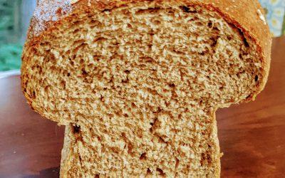Spelt Sandwich Bread