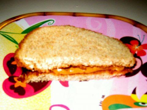 Peanut Butter Sandwich Ends