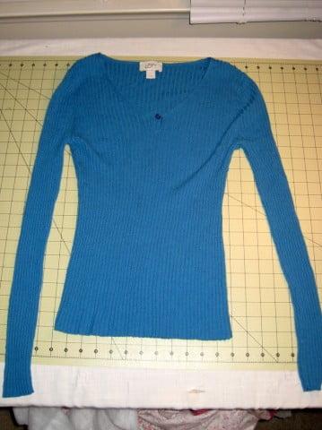 Repurpose Sweater