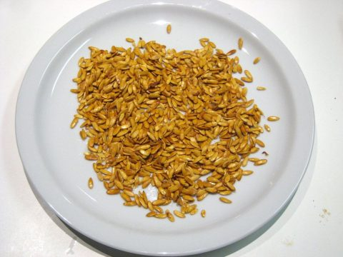 Roasted Melon Seeds