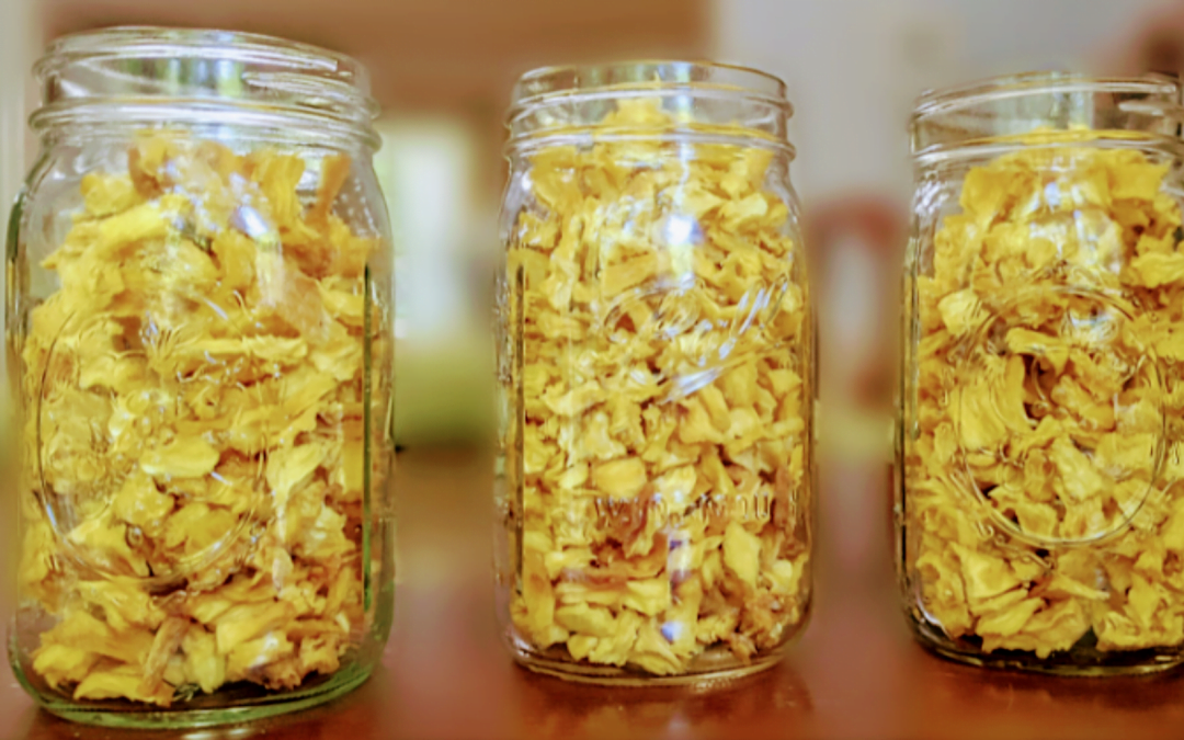 Dehydrated Pineapple – – Nature's Candy