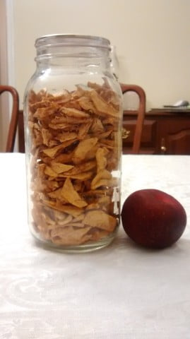 apples jar