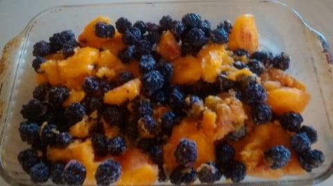 cobbler fruit