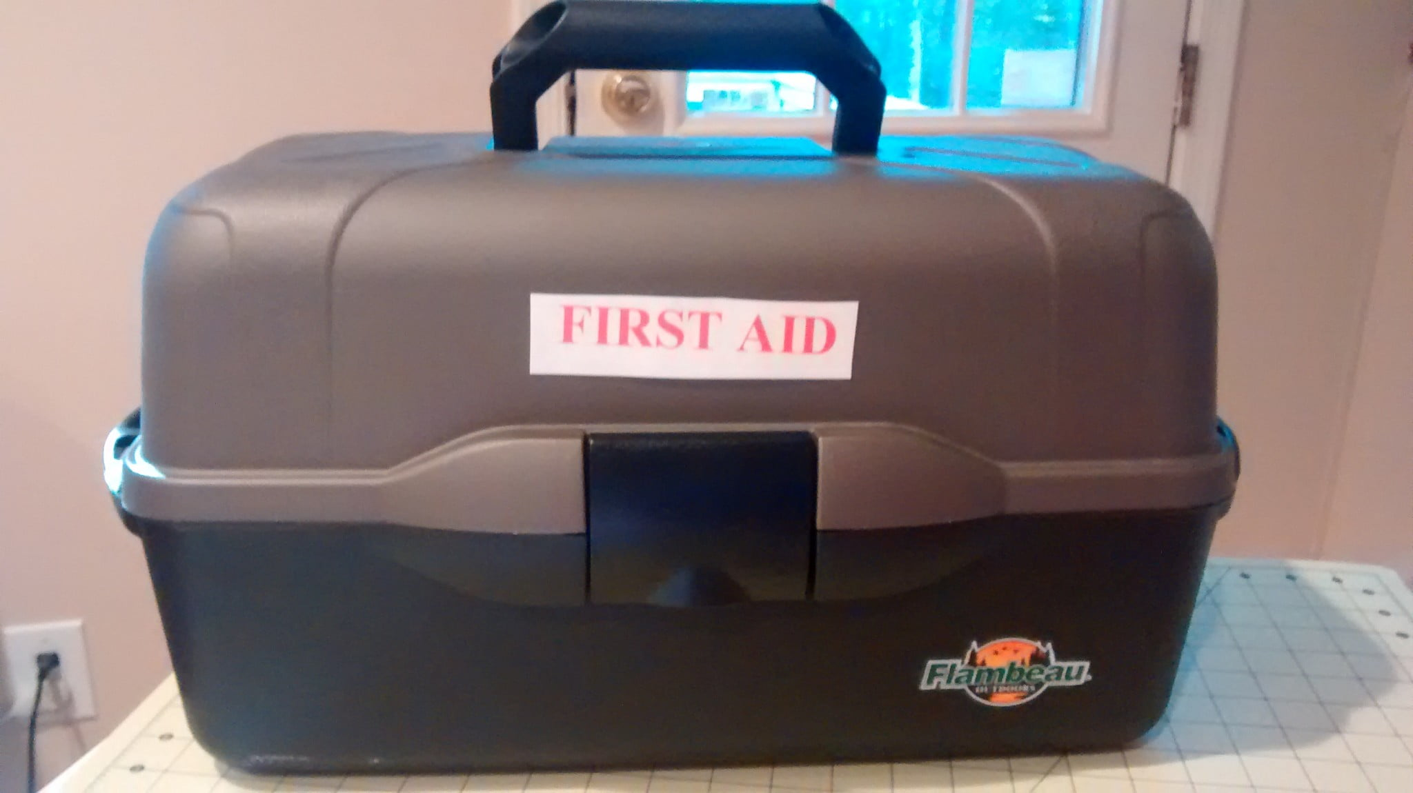Making a First Aid Kit