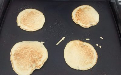 DIY Pancake Dry Mix/Electric Griddle Review