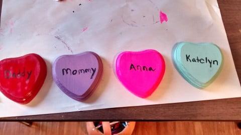 heart names