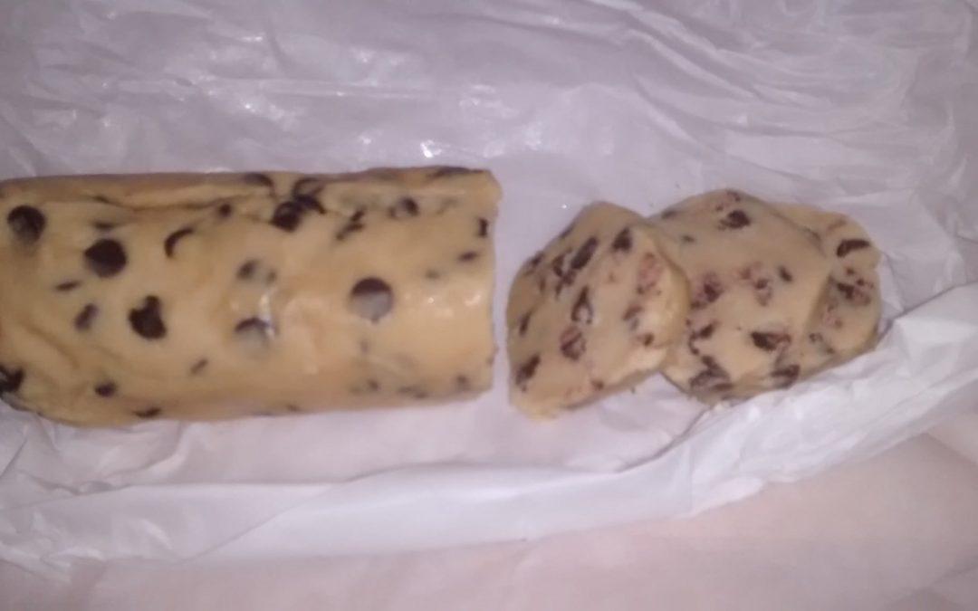 DIY Slice and Bake Cookies – Make Ahead Holidays
