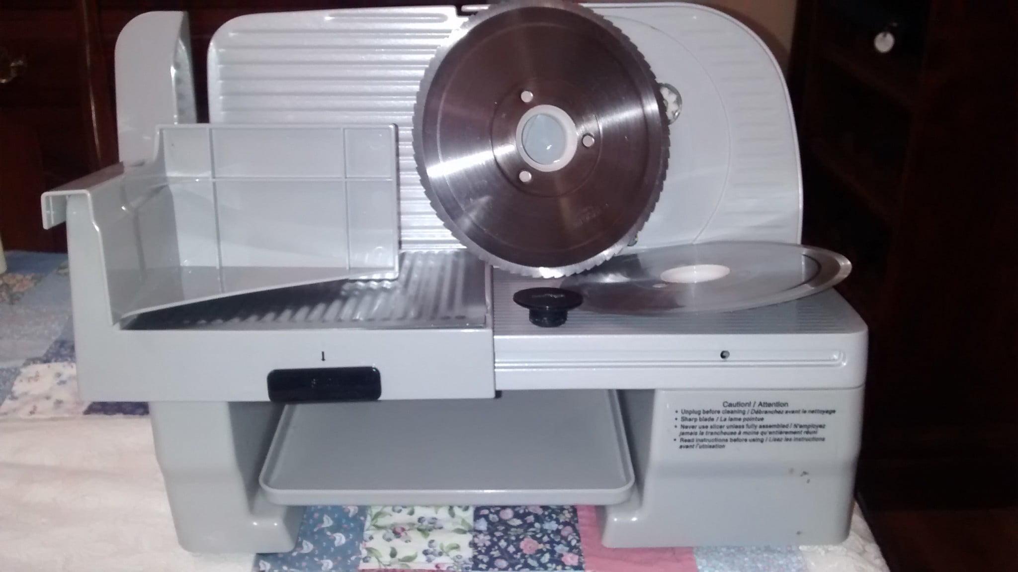 Home Electric Slicer